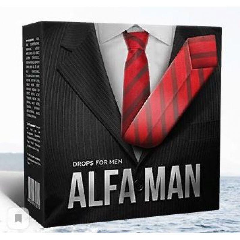 Alfa Man - Альфа Мен