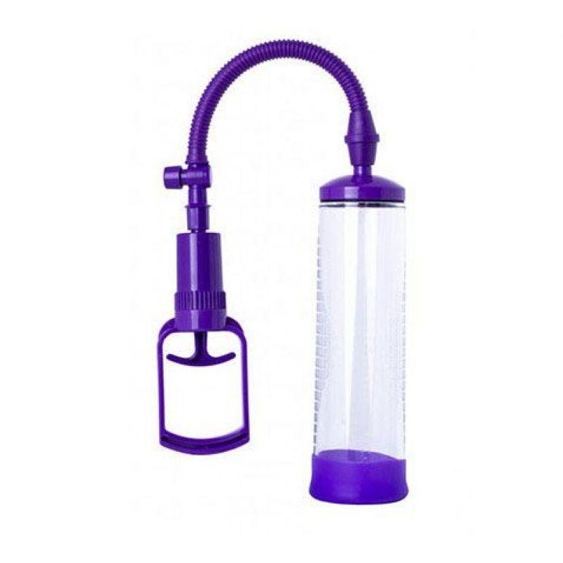 Вакуумная помпа для увеличения пениса Penis Pump