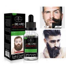 Beard Growth – инновационное масло для роста бороды.
