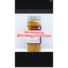 Рыбий жир Ou Fu lai 100,300,500 капсул (Витамин Е, желатин, глицерин)