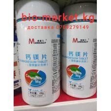 Calcium & Magnesium tablet, 60шт. от фирмы Mencaly