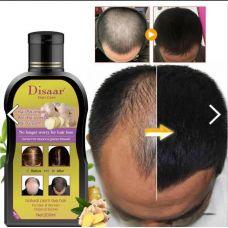 Шампунь DISAAR на травах против выпадения волос и роста волос 250 мл